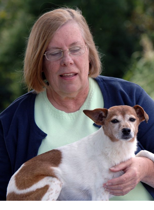 Dr Susan Lauten, Pet Nutritionist and The Healthy Barker Consultant