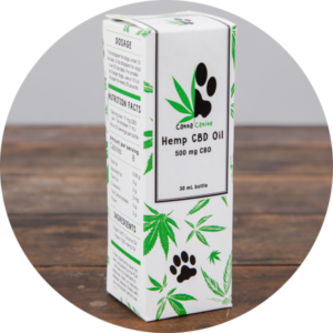 CannaCanine Hemp CBD Oil