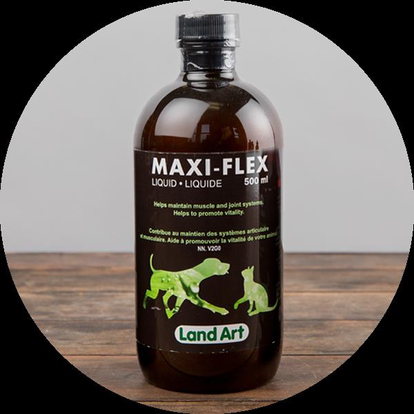 Land Art Maxi-Flex Supplement