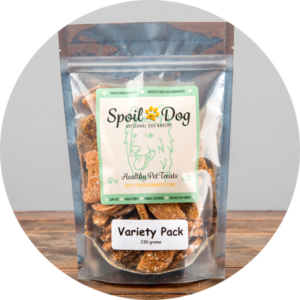 Spoil the Dog Variety Pack Treats