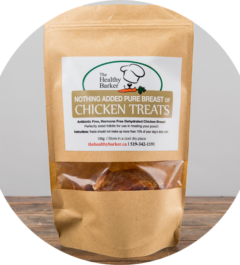 Nothing Added, Pure Breast of Chicken Treats