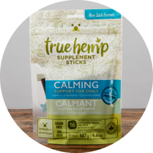 True Hemp Calming Supplement Sticks