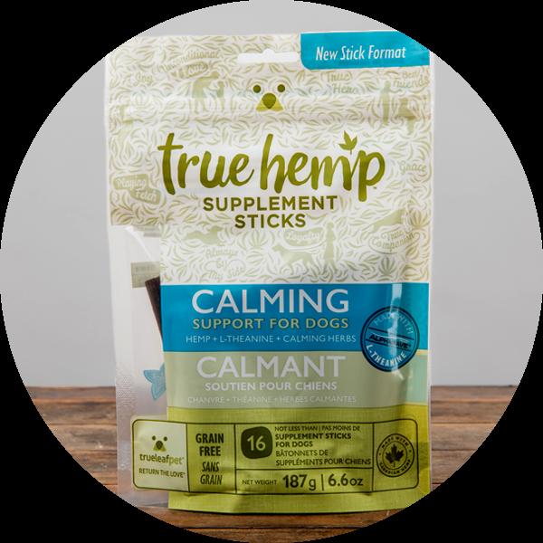 True Hemp Calming Supplement Sticks