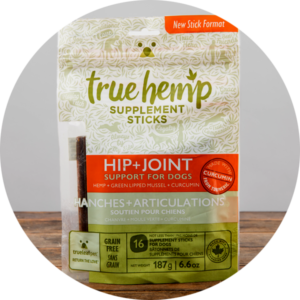 True Hemp Hip + Joint Supplement Sticks