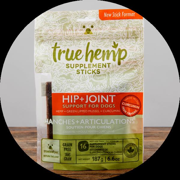 True Hemp Hip + Joint Supplement Sticks