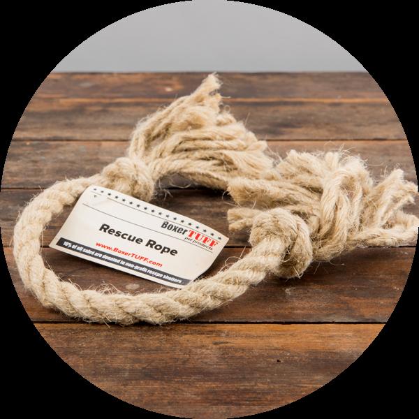 BoxerTUFF Rescue Rope