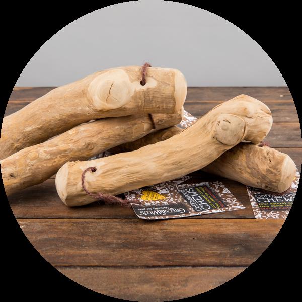 Green & Wild's Coffeewood Chews - all sizes