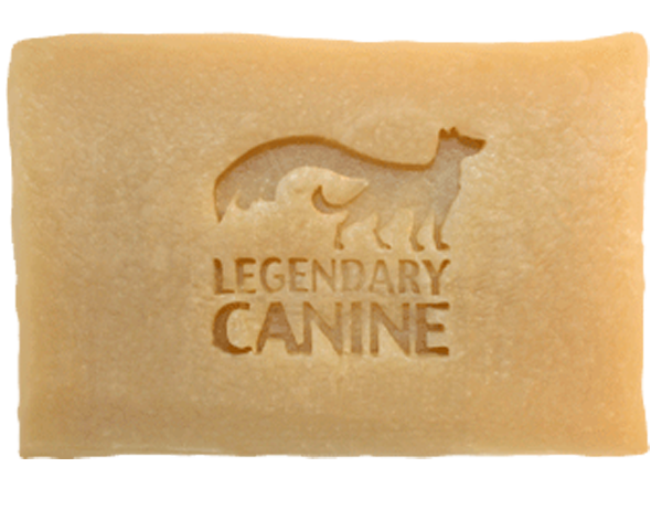 Legendary Canine Regular Dog Shampoo Bar
