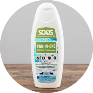 Soos 2 in 1 Shampoo and Conditioner