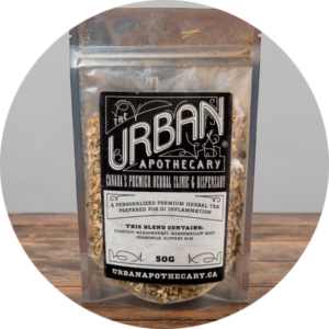 The Urban Apothecary Herbal Tea Blend