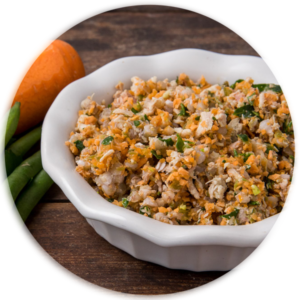 Low Fat, Low Protein Chicken Dinner
