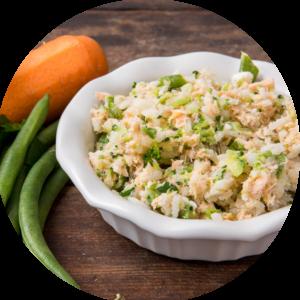 Low Oxalate Salmon Dinner